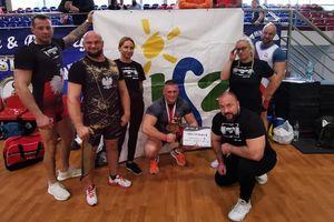 Rekordy i medale piskich siłaczy