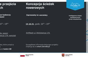 Kolejny etap prac w ramach projektu Human Smart Cities w Ostródzie