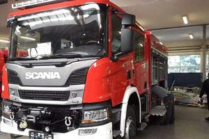 500 tysięcy na zakup wozu strażackiego dla OSP Bezledy