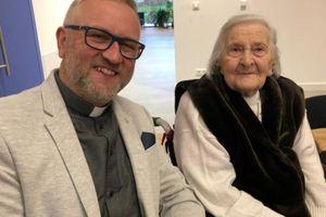 Pani Irmgard Malinowska z Pisza ma 102 lata!