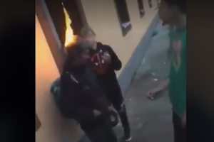 """Policja ma już """"podpalaczy"""" bezdomnych"""