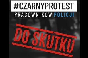 Komendy policji w Olsztynie zabraniają strajkować