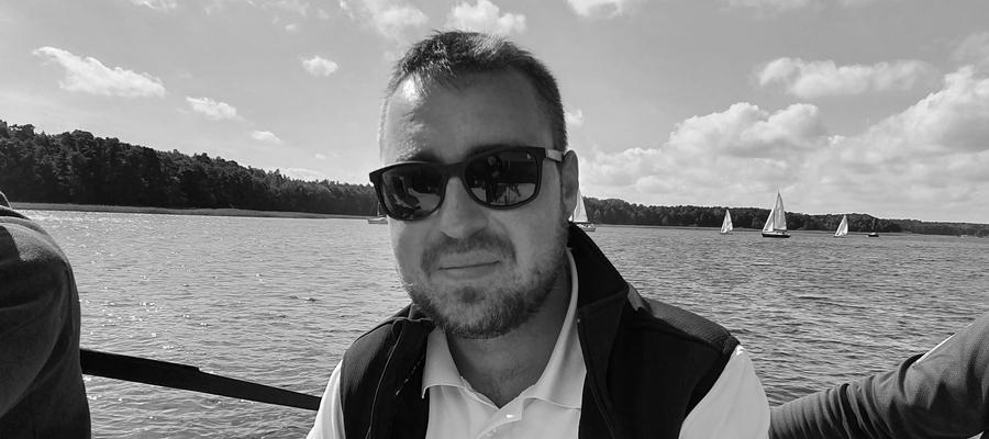 Iławianin Mateusz Projs zmarł nagle w niedzielę 12 września 2021