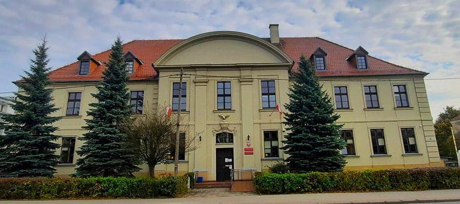 Budynek sądu w Nowym Mieście Lubawskim