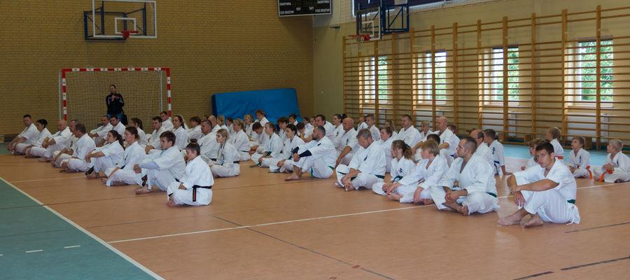 III Seminarium Karate Shinkyokushin w Bisztynku
