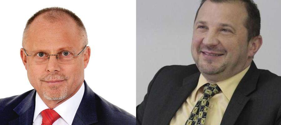 Jacek Protas i Ryszard Kuć