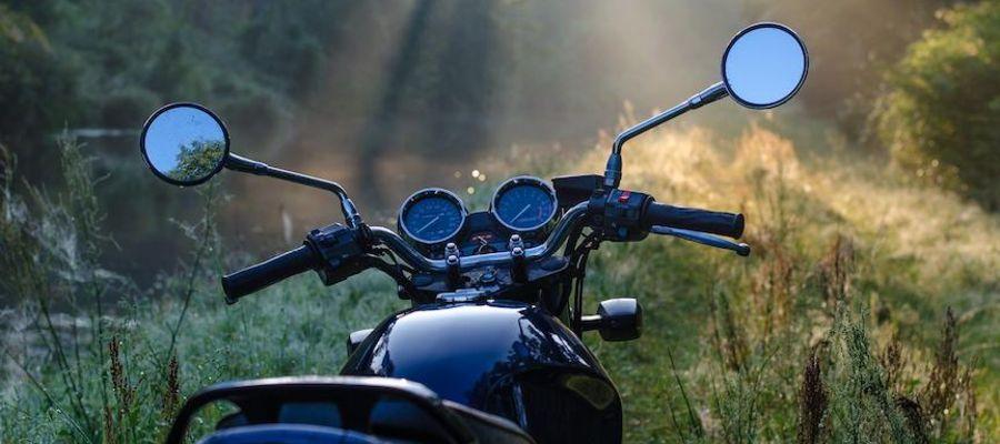 Uciekał motocyklem przed policją