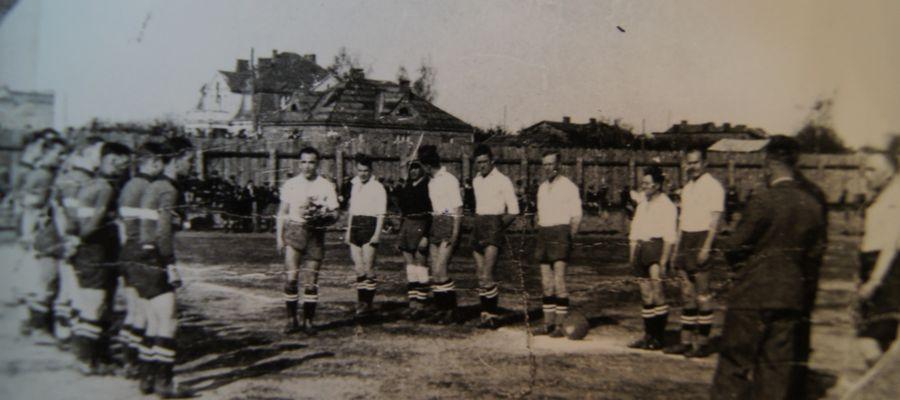 Drużyna Strzelca Mława (białe koszulki) -1933r
